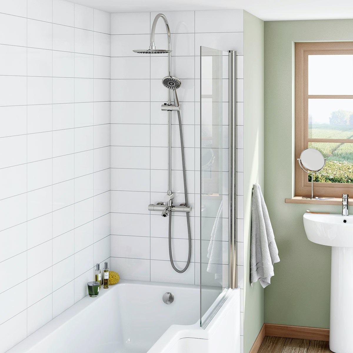 Orchard Phaze Shower Bath Filler And Shower Riser Rail