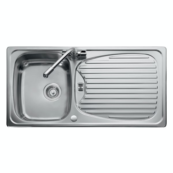 Leisure Euroline 1.0 bowl reversible kitchen sink