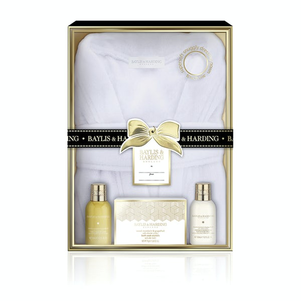 Baylis & Harding Sweet mandarin and grapefruit gown set