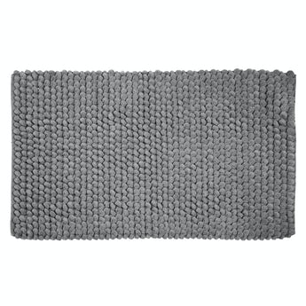 Croydex grey soft cushioned bath mat