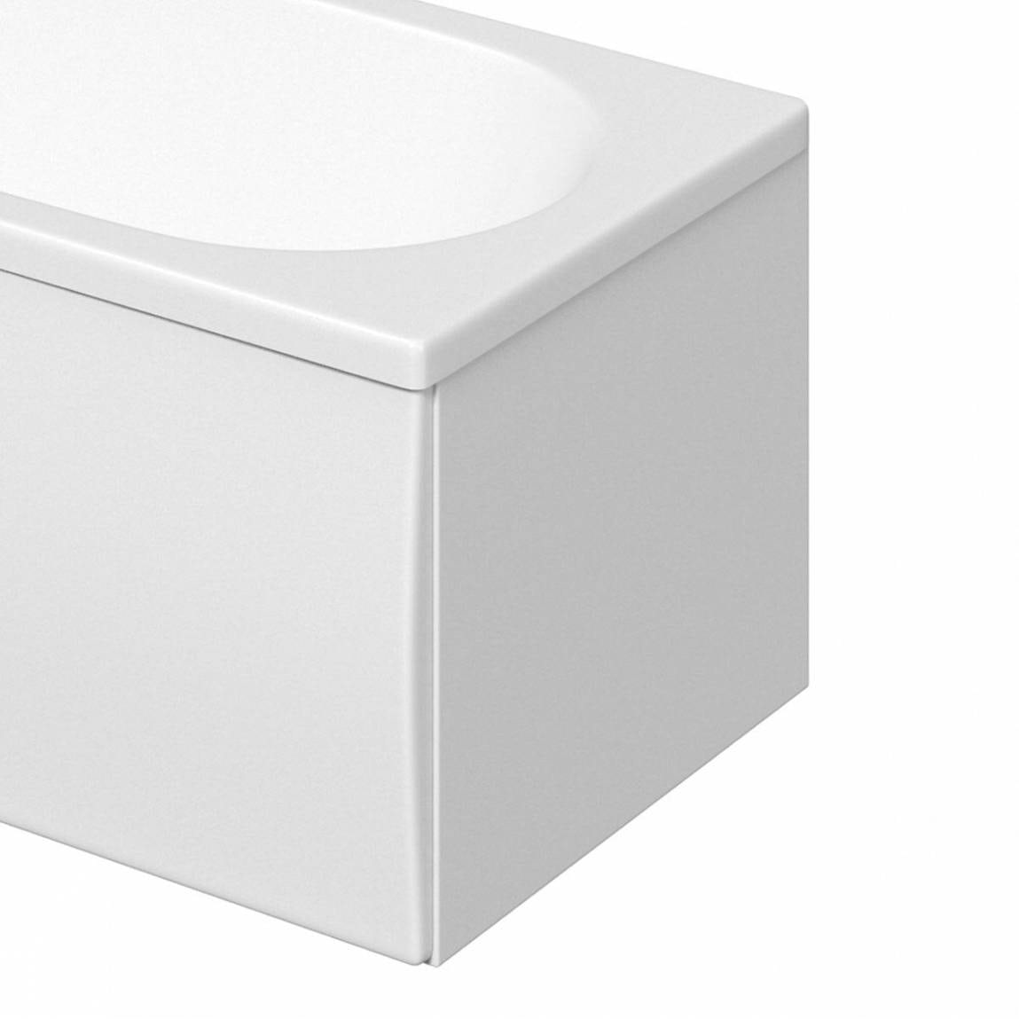 Evesham 750 Bath End Panel