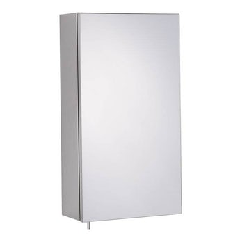 Orchard Reflex stainless steel bathroom cabinet 550 x 300
