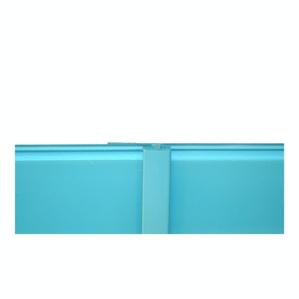 Zenolite plus matt water colour matched straight joint 250mm