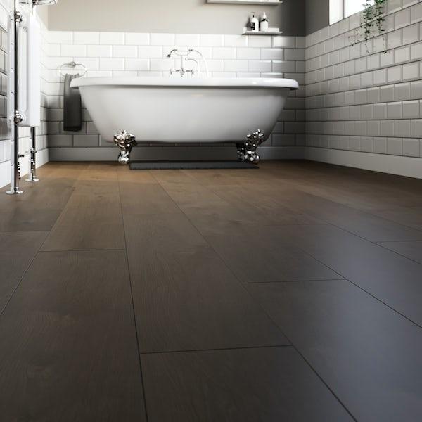 Rocko Humidor SPC flooring