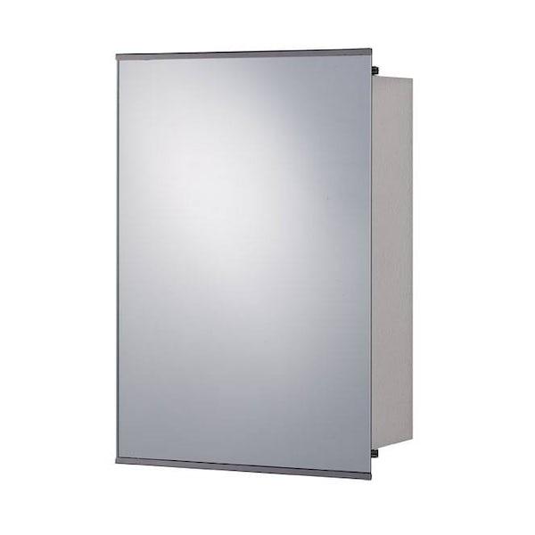 Twist Stainless Steel Cabinet