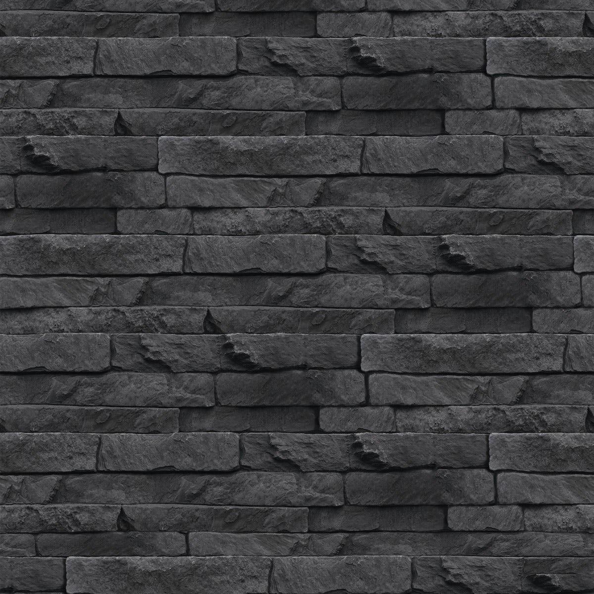 Superfresco Easy Odysee Black Stone Wallpaper