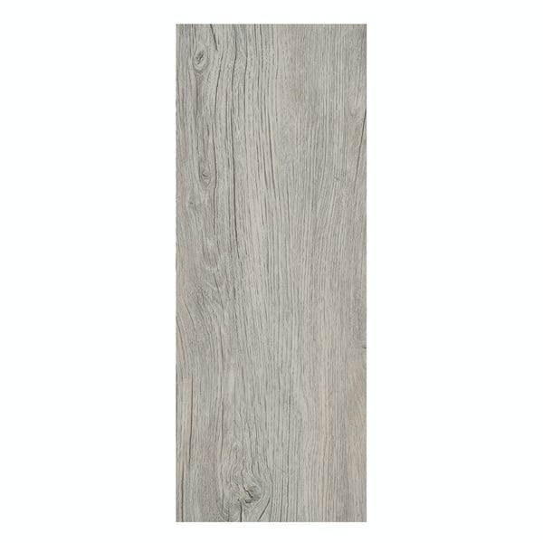 Malmo Senses Rigid click plank embossed 5G Brada Grey flooring 5.5mm