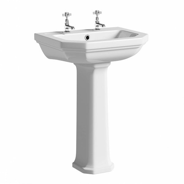 Regency 2TH Basin and Pedestal Large