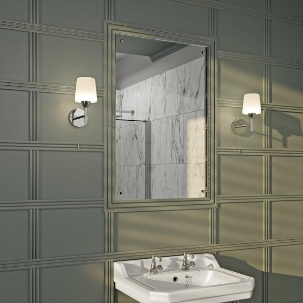 Forum Helios Bathroom Wall Light At Victoriaplum Com