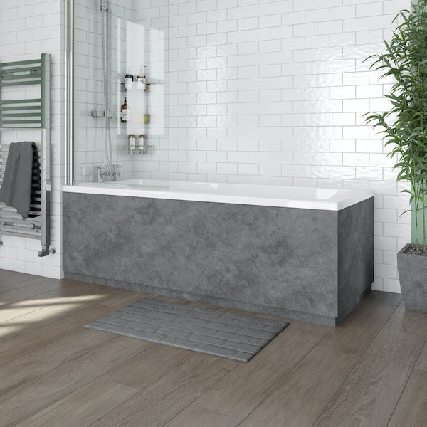 Orchard Kemp straight bath front panel 1700mm