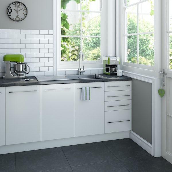 Schon WRAS kitchen mixer tap