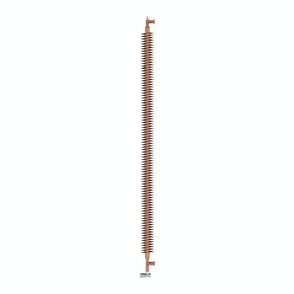 Ribbon copper vertical radiator 1720 x 290