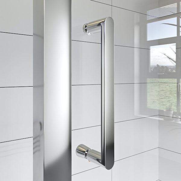 Mode Meier 8mm framed sliding shower enclosure