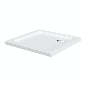 Simplite square shower tray 800 x 800