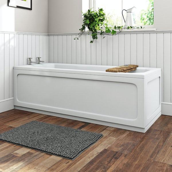 Orchard Straight bath acrylic panel pack 1500 x 700 new