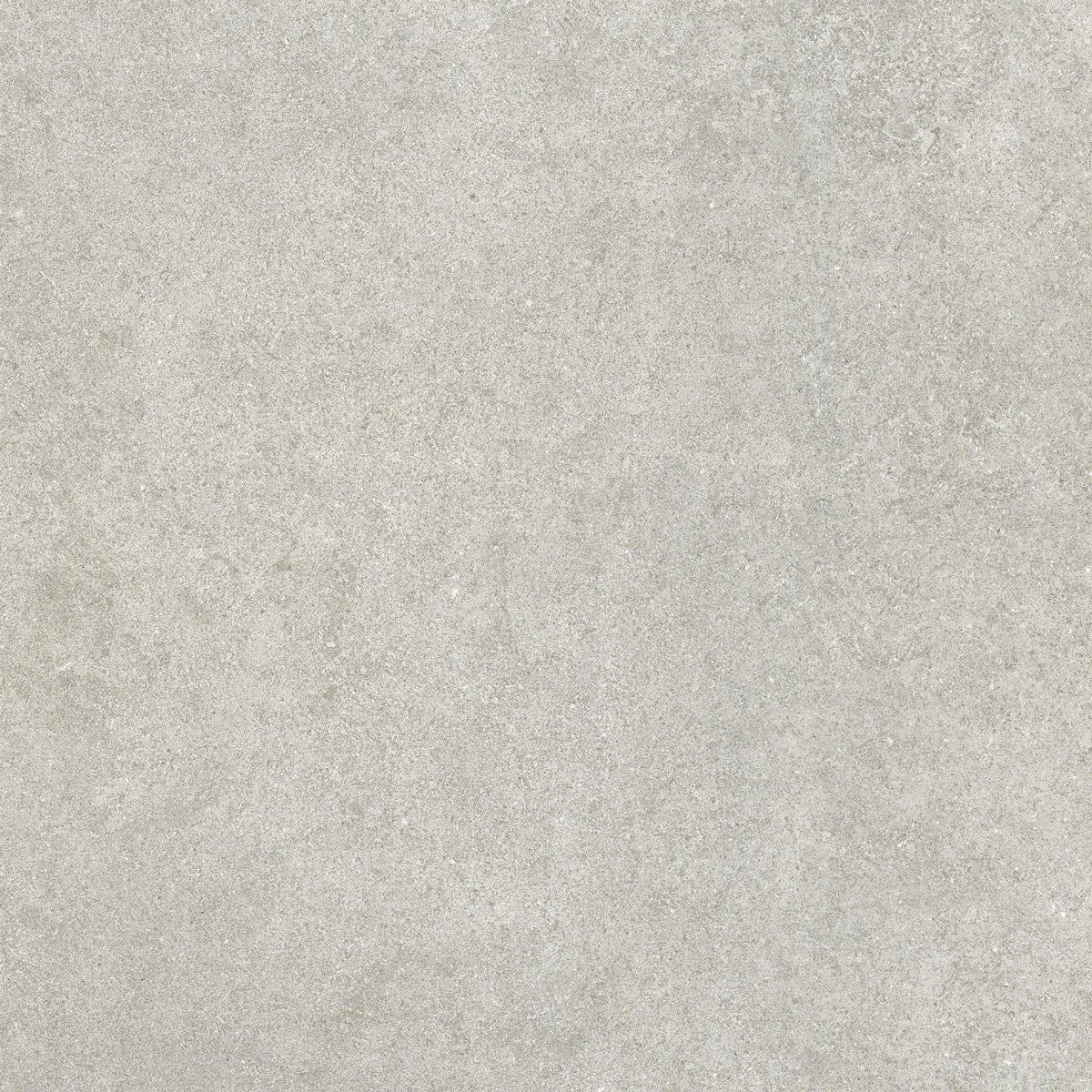 Fontana light grey flat stone effect matt wall and floor