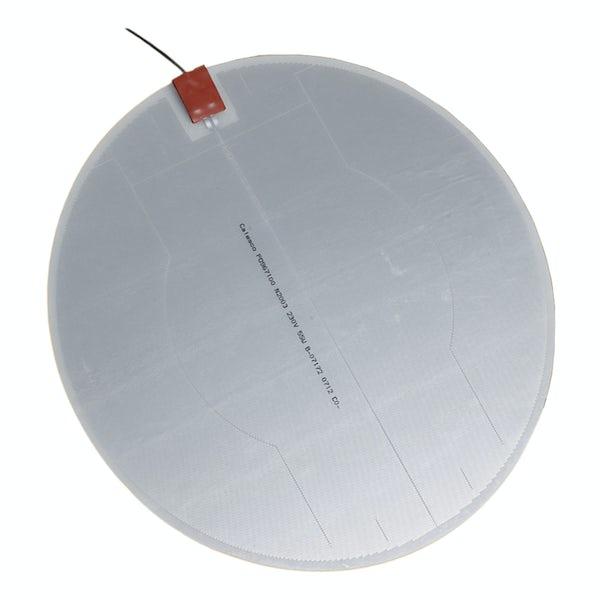 Warmup Mirror demister circular 55w 600mm