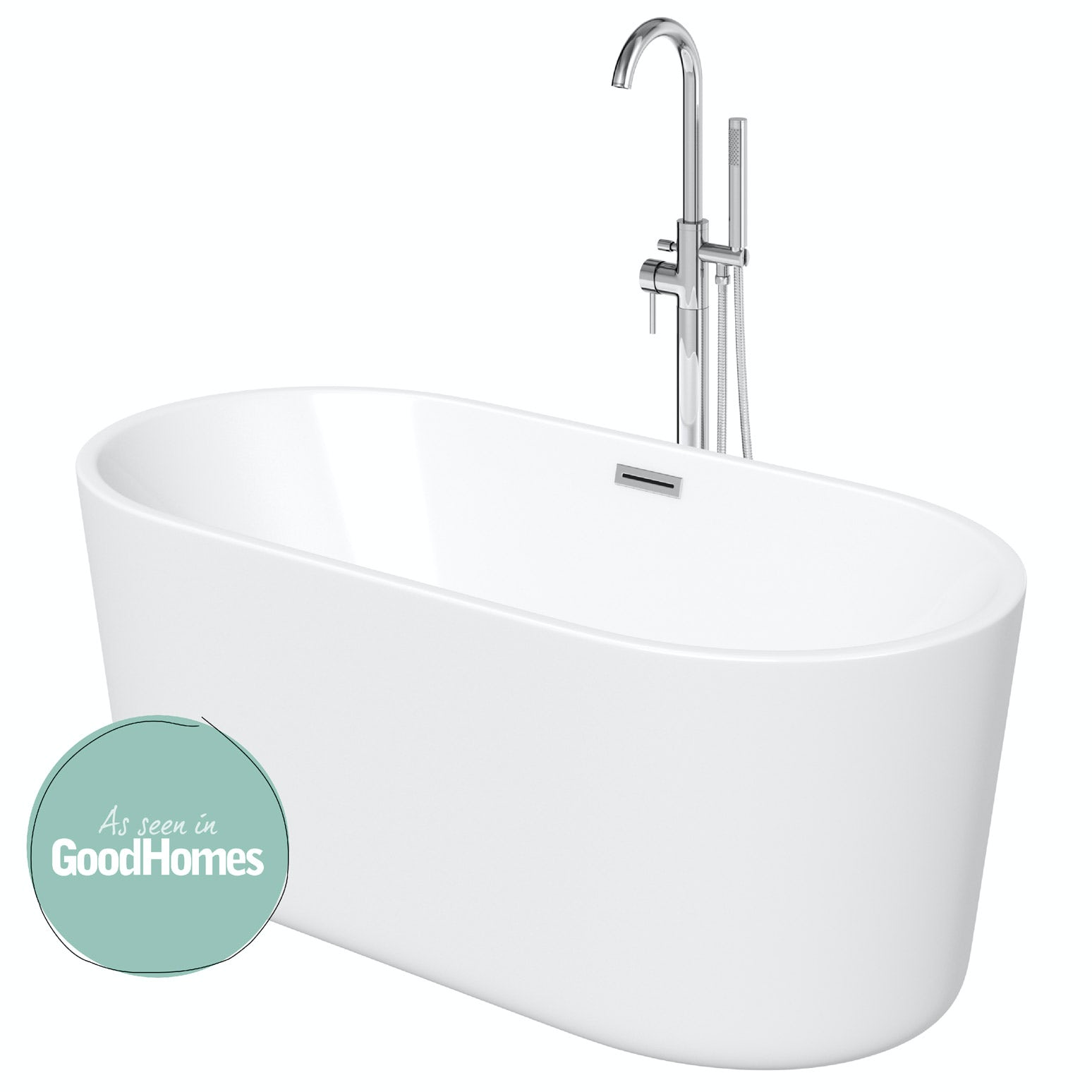 Mode Tate freestanding bath