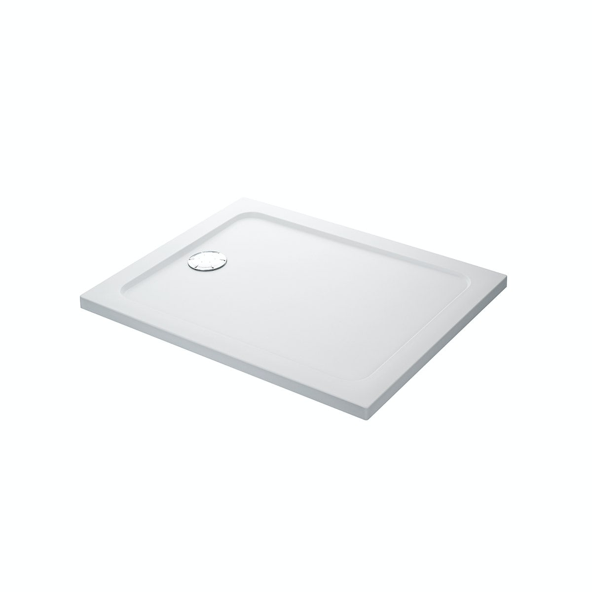 Mira Flight Safe Antislip Rectangular Shower Tray
