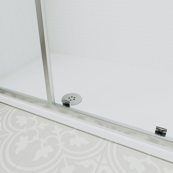 Ideal Standard low profile rectangular shower tray 1200 x 800