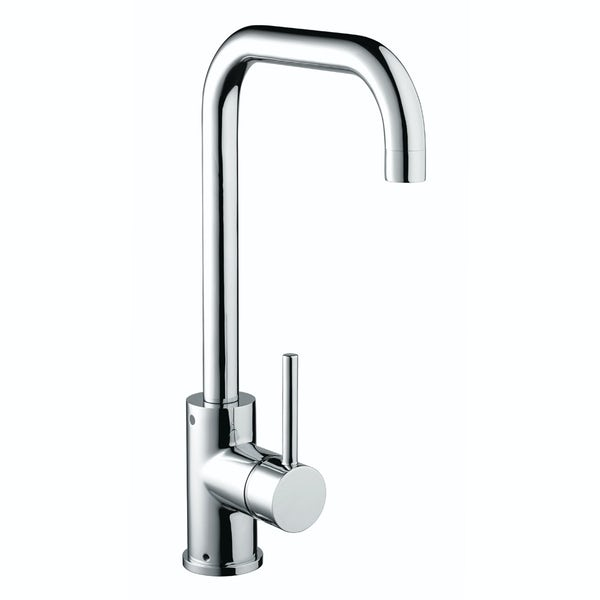Bristan Lemon easyfit single lever kitchen mixer tap