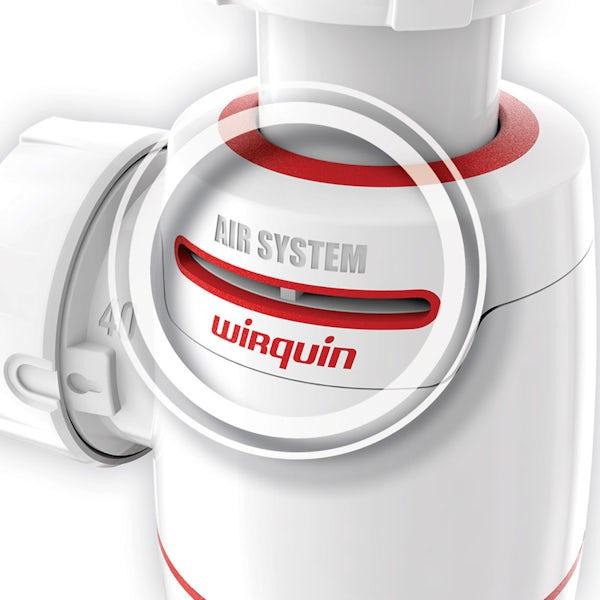 Macdee Wirquin Neo Air zero leak trap 32mm