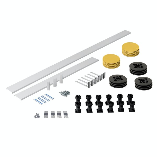 Orchard Riser kit for rectangle and square stone shower trays 1400mm and above
