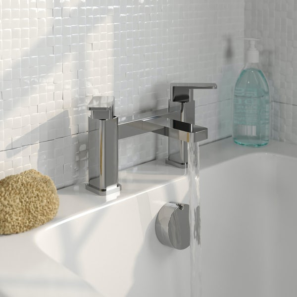 Kirke WRAS Connect bath mixer tap