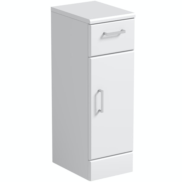 Orchard Eden white storage unit 330mm