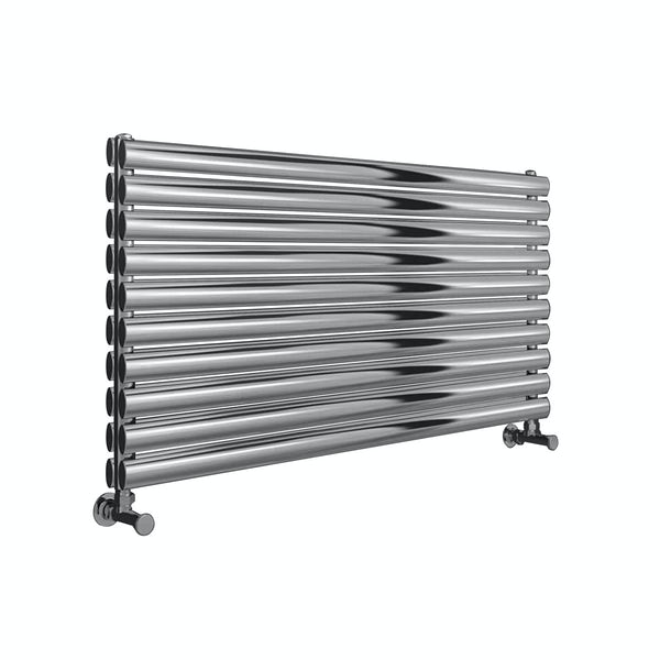 Reina Artena double polished stainless steel designer radiator