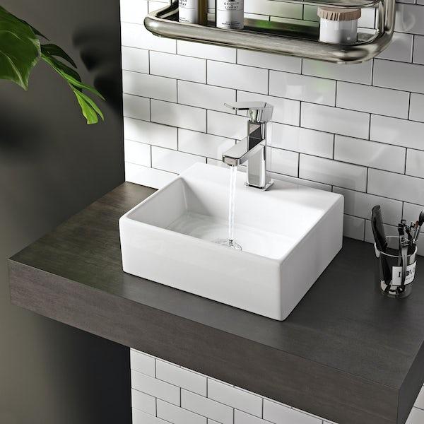 Harrop countertop basin