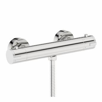 Mode Harrison thermostatic shower bar valve