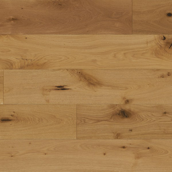 Tuscan Terreno rustic oak multiply 20mm x 190mm engineered wood flooring