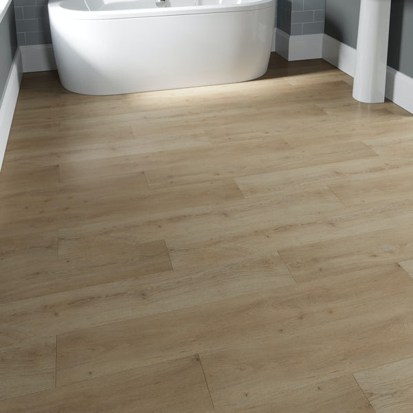 Malmo LVT Lund embossed stick down flooring 2.5mm