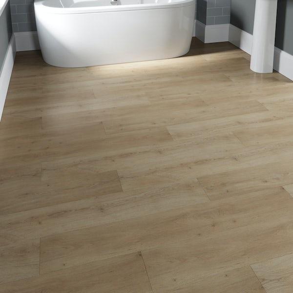 Malmo LVT Lund embossed stick down flooring 2.5mm