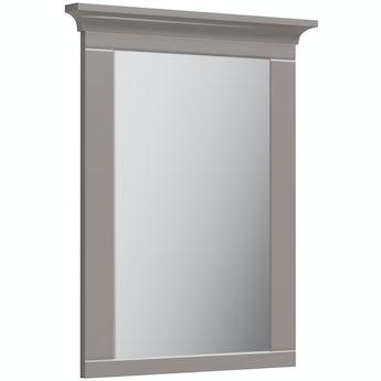 The Bath Co. Winchester graphite grey bathroom mirror 750 x 600mm