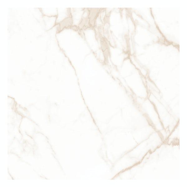 British Ceramic Tile Polar natural honey matt wall and floor tile 498mm x 498mm