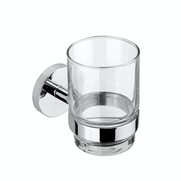Croydex Pendle tumbler and holder