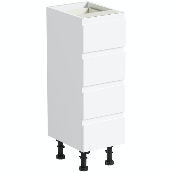 Orchard Wharfe white multi drawer unit