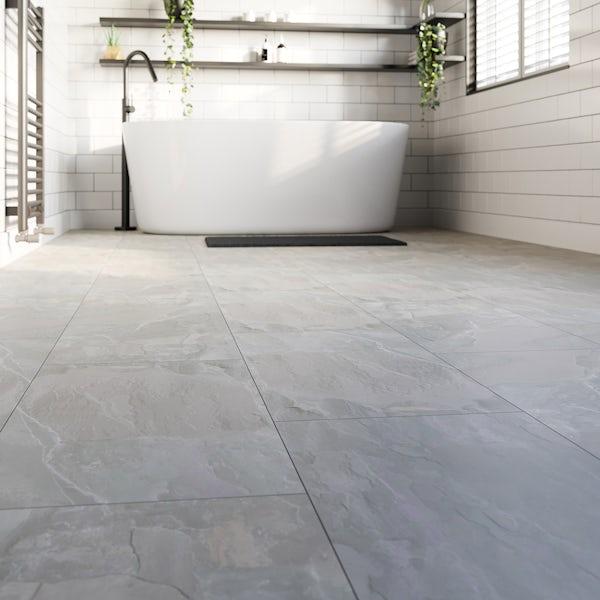 Rocko Monolith SPC flooring