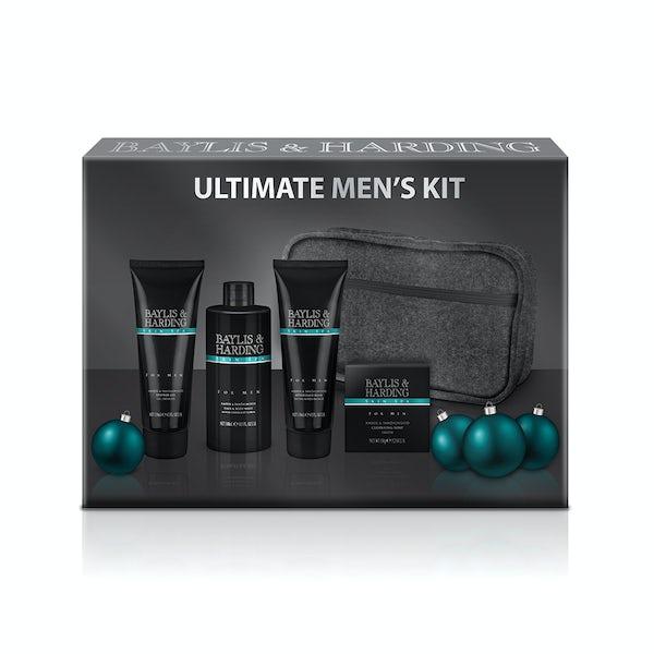 Skin spa men's box set