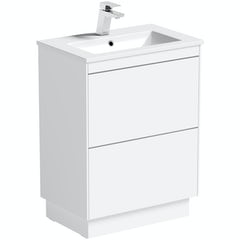 Main image for Mode Austin white floorstanding vanity unit and basin 600mm