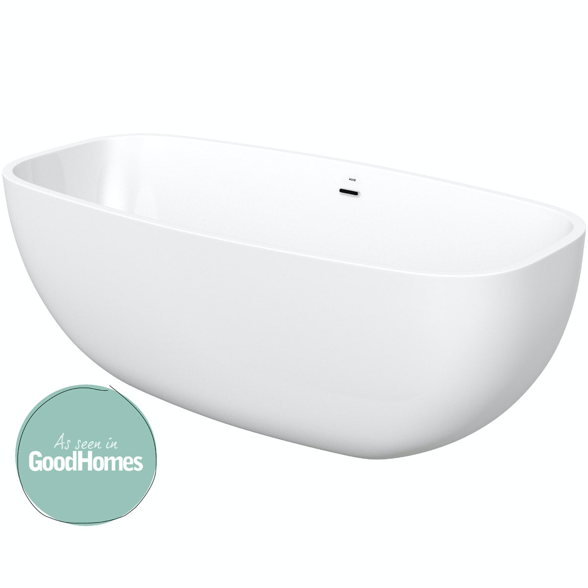Mode Ellis freestanding bath 1800 x 870