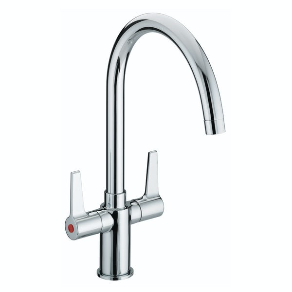 Bristan Design easyfit kitchen tap