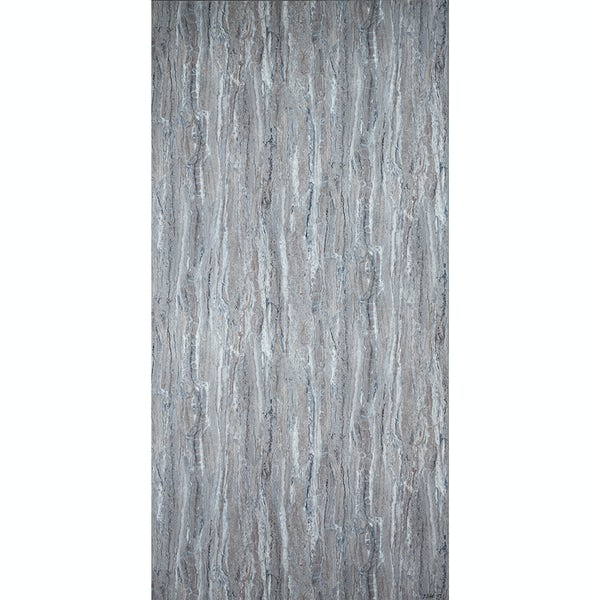 Showerwall Blue Toned Stone waterproof proclick shower wall panel