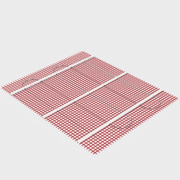 Warmup StickyMat underfloor heating mat 150w