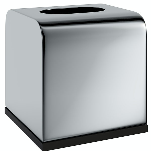 Showerdrape Concord square tissue box