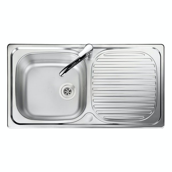 Leisure Line 1.0 bowl reversible kitchen sink