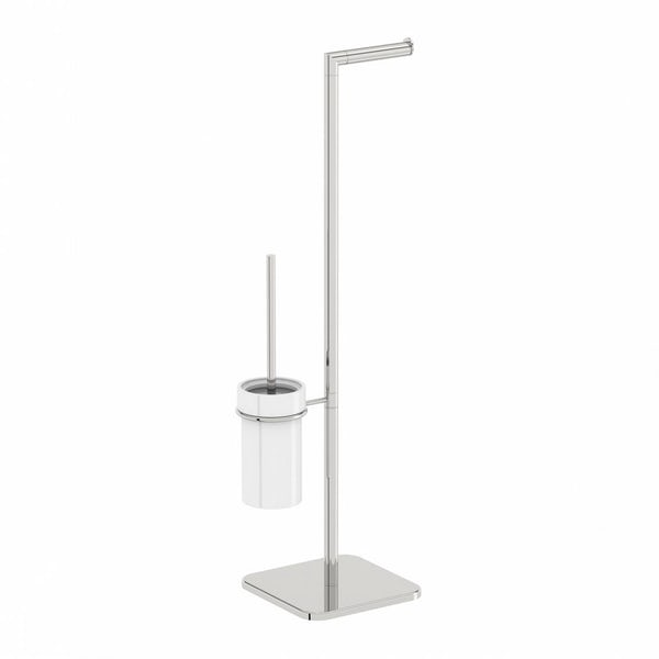 Options Tall Freestanding Toilet Organiser