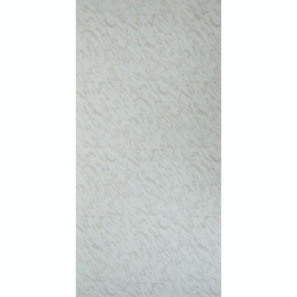 Showerwall Carrara Marble waterproof shower wall panel